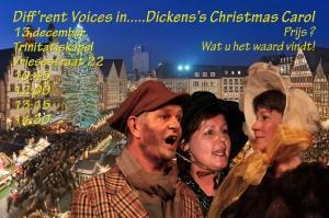 Christmas Flyer website
